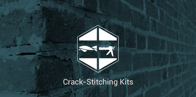 Crack-Stitching Kits