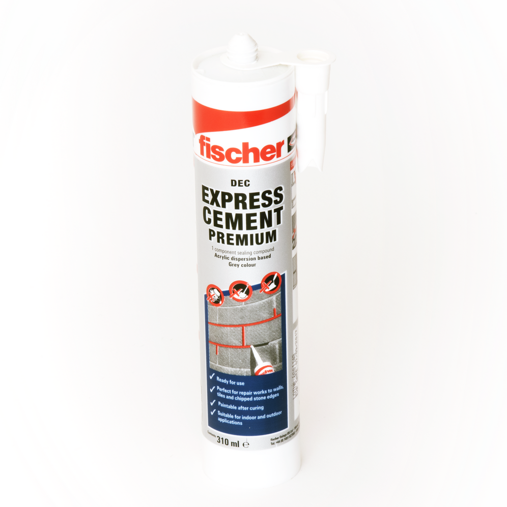 Fischer grey express cement