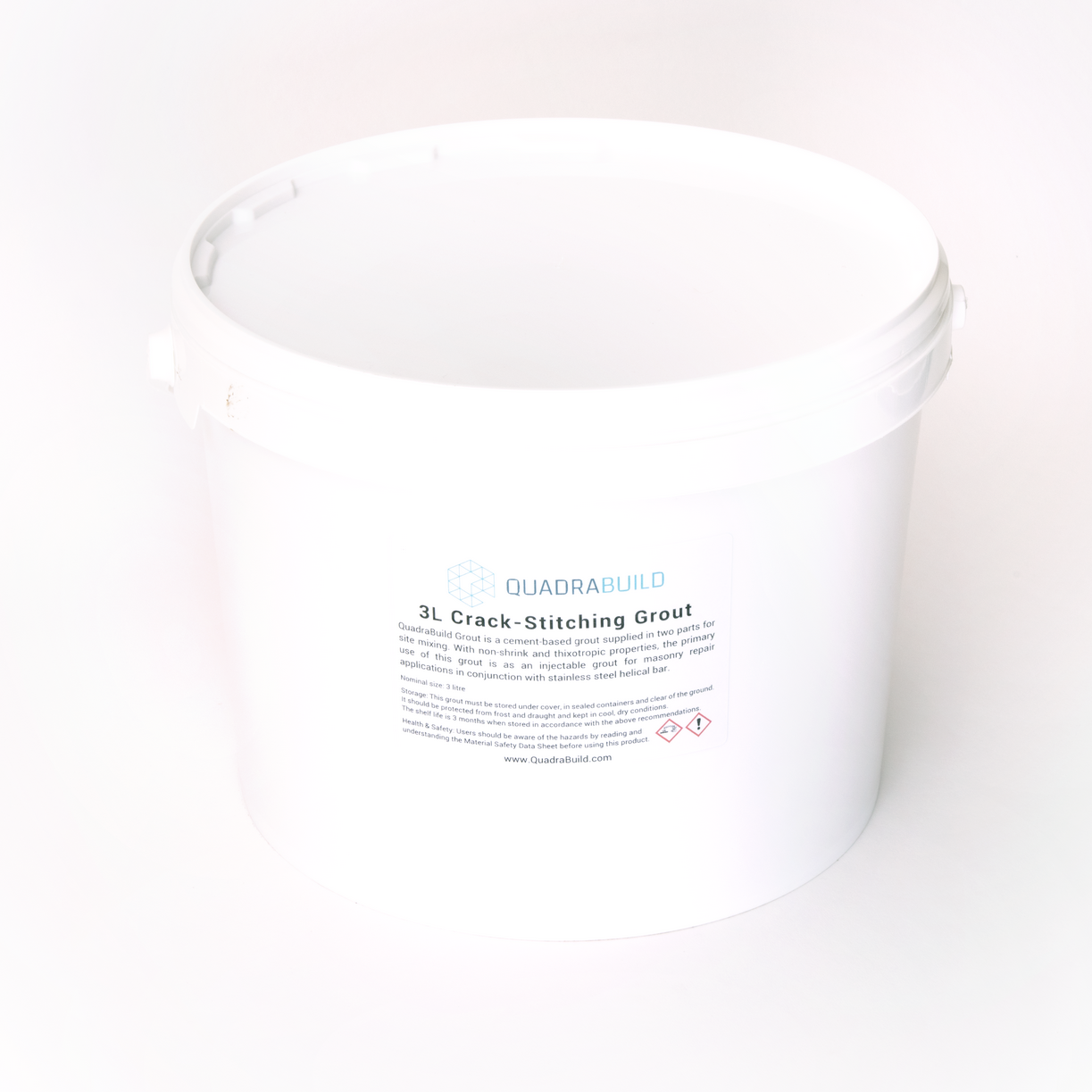 crack stitching grout - 3 litre tub