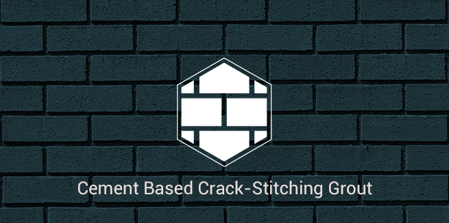 Cement-Based Crack-Stitching Grout