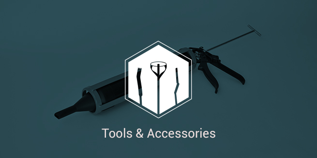 Crack-Stitching Tools and Accessories