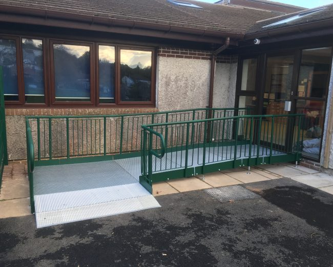 easiaccess ramp for school