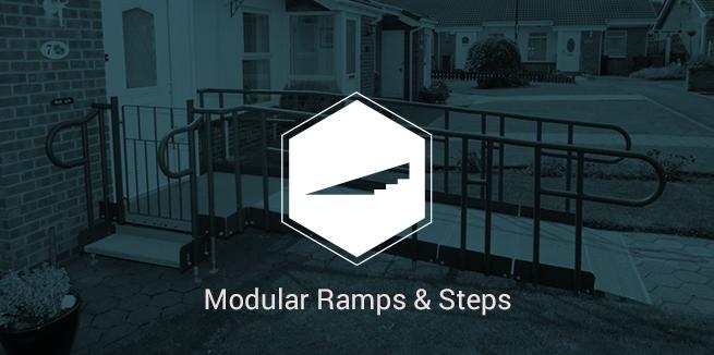 Modular Wheelchair Ramps, Steps & Platforms